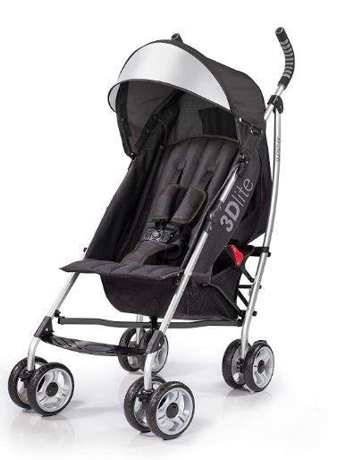 Summer Infant 3Dlite Convenience Stroller